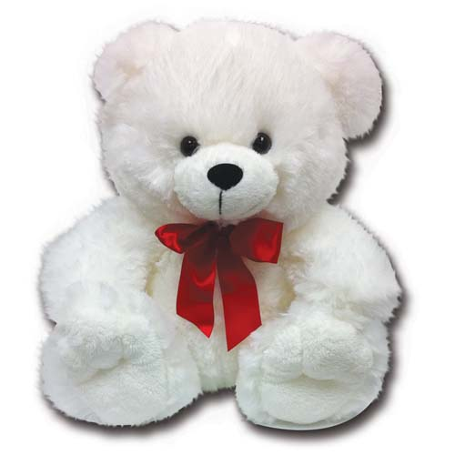 a cute teddy bear soft toy add on product for delivery in