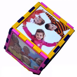 Customized Designer Photo Cube